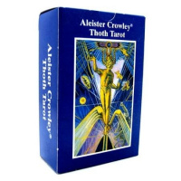 Фотография Карты Таро CROWLEY TAROT POCKET GB [=city]