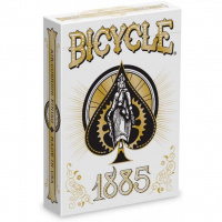 Фотография Карты Bicycle 1885 [=city]