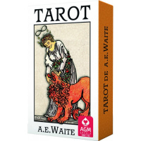 Фотография Карты Таро A.E. Waite Premium Edition [=city]