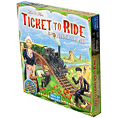 Фотография Билет на поезд: Нидерланды (Голландия) (Ticket to Ride: Nederland) [=city]