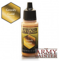 Фотография The Army Painter: Краска-металлик Greedy Gold (WP1132) [=city]