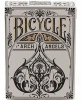 Фотография Карты Bicycle Arch Angel - USPCC [=city]