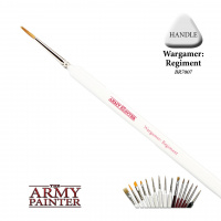Фотография The Army Painter: кисточка Wargamer Brush - Regiment (BR7007) [=city]