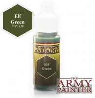 Фотография The Army Painter: Краска Elf Green (WP1420) [=city]